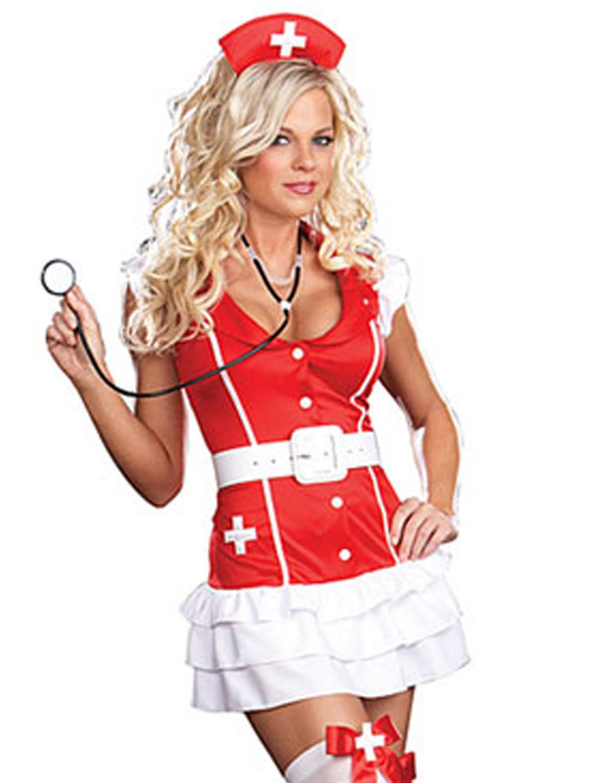 У медсестры в пастели 7 фотография