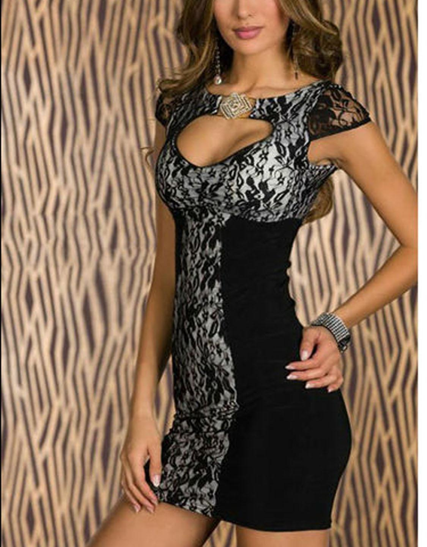 Платье С Кружевом Доставка