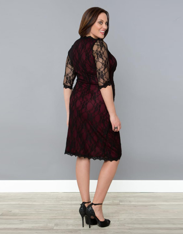 Gigi Lace Cinch Dress