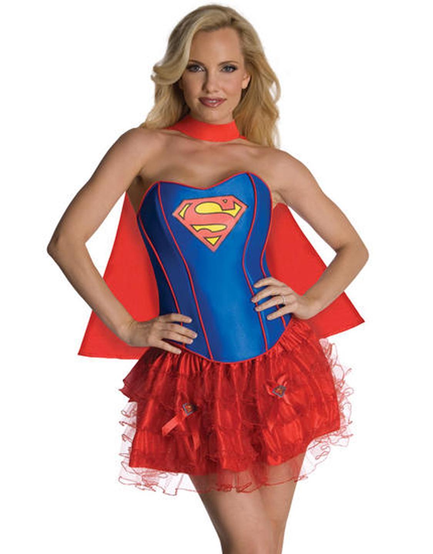 3596ea65f99 Corset Supergirl Costume Wonder Beauty lingerie dress Fashion Store