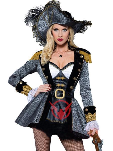 Fashion Women Pirate Costume  sc 1 st  Wonder Beauty & Fashion Women Pirate Costume_Wonder Beauty lingerie dress Fashion Store
