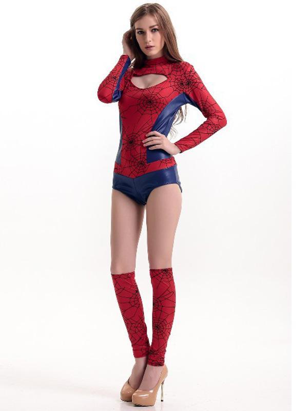 sexy spider girl