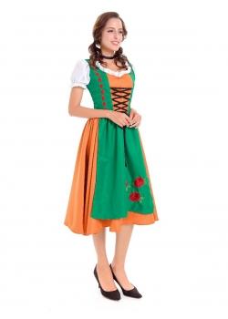 df4b28af6840 Plus Size Fancy Beer Girl Costume_Wonder Beauty lingerie dress ...