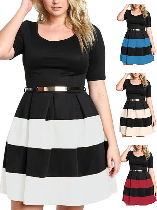 cc7821344f074 Alibaba Showcase Fashion Women Plus Size Dress Wonder Beauty ...