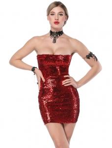 35ec3f48cf4b Sequin Dresses Wonder Beauty lingerie dress Fashion Store